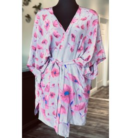 SariKNOTsari Silk Sari- Short Kimono 6