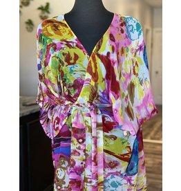 SariKNOTsari Silk Sari- Short Kimono 17