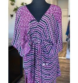 SariKNOTsari Silk Sari- Short Kimono 21