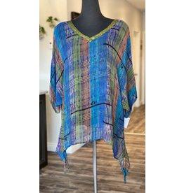 SariKNOTsari Silk Sari- Oversized Shirt 3
