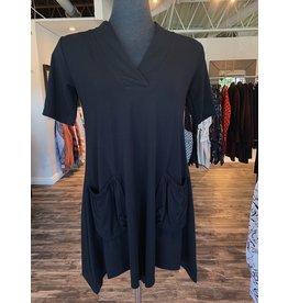 Lousje & Bean L&B-Aline Tunic Short Sleeve