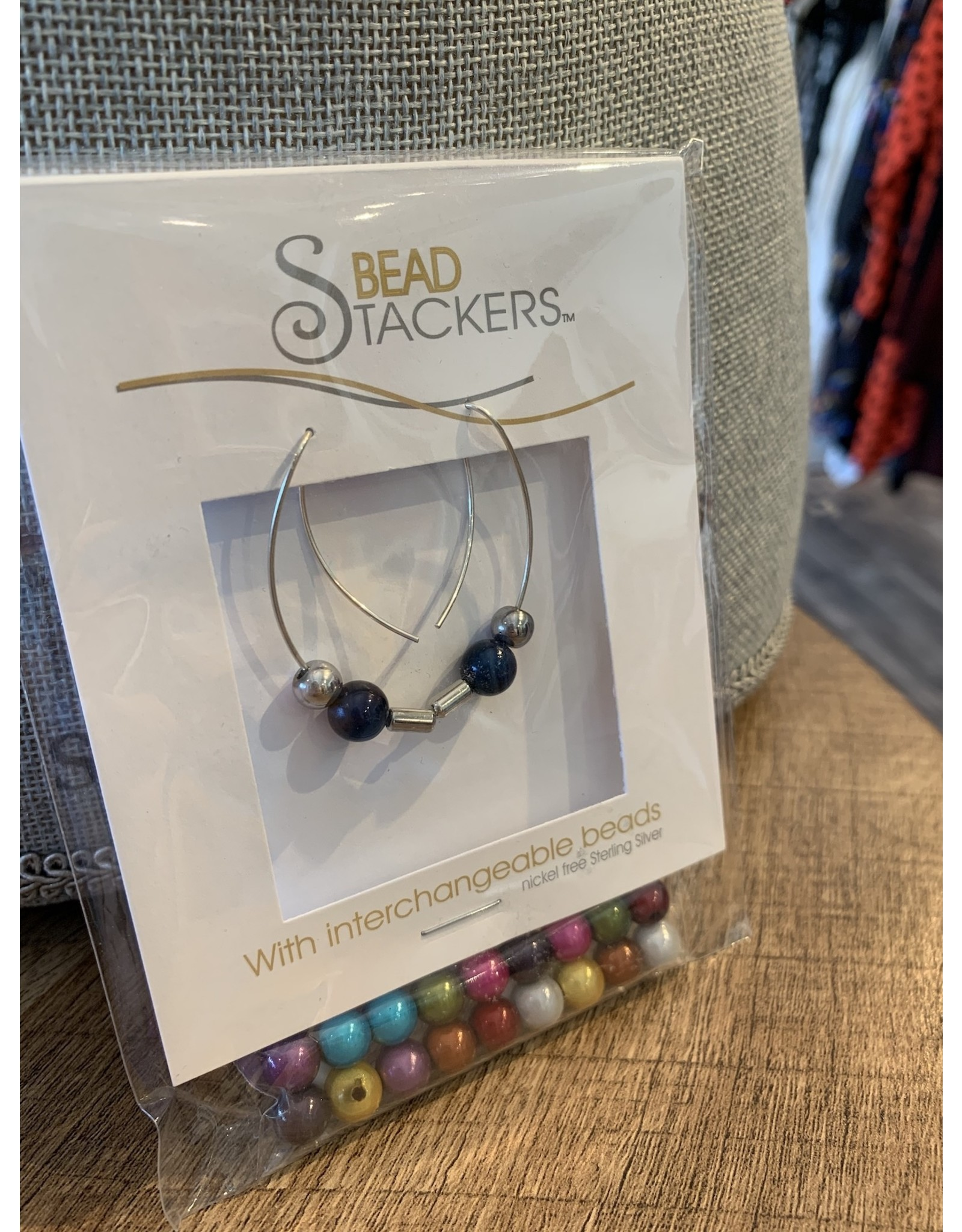 Bead Stacker Bead Stackers - Moon Glow Curved