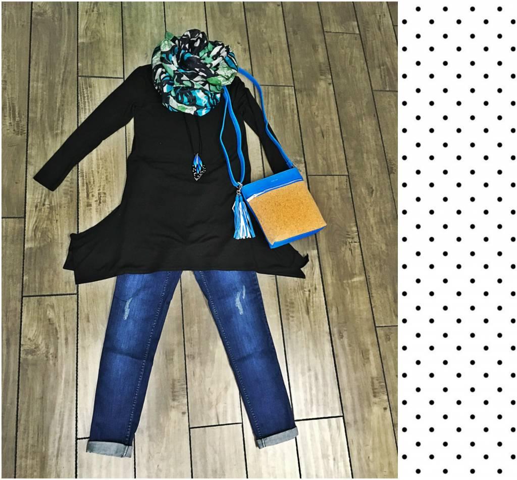 Lousje's Pick- UP Jeans