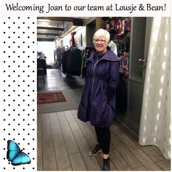Welcome Joan!