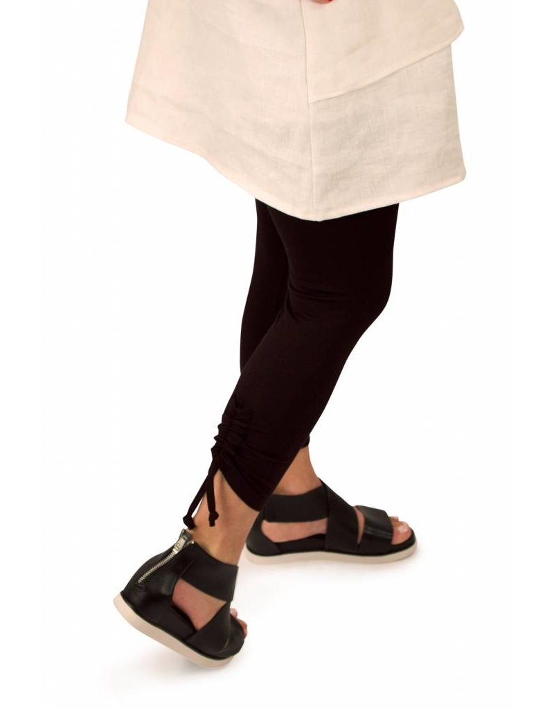 Lousje & Bean L&B- Crunch Legging Blk|SS18