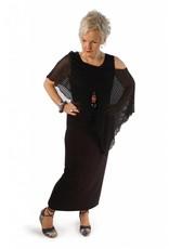 Lousje & Bean L&B- Tank Dress in Blk