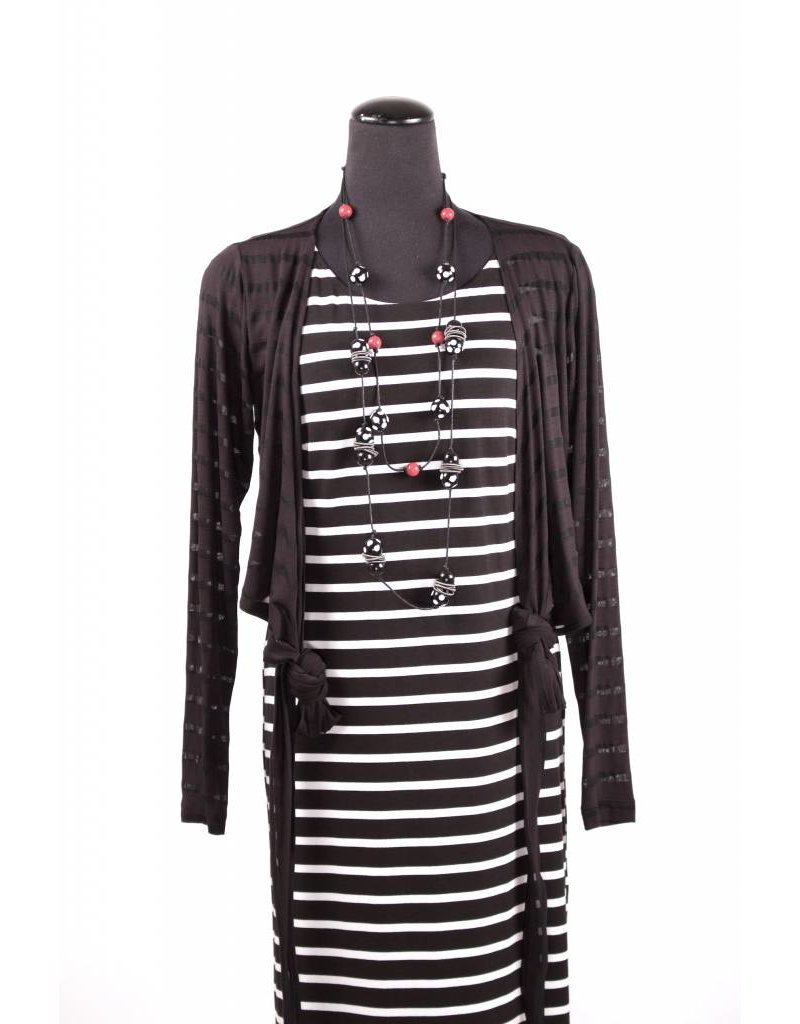 Lousje & Bean L&B- Tank Dress in Stripes|SS18
