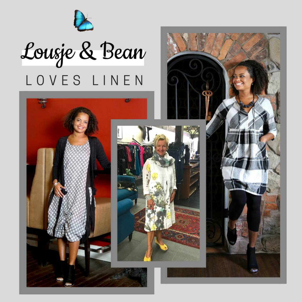 Lousje & Bean Loves Linen