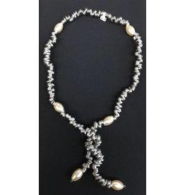 Sandrine Giraud Sandrine Giraud- Wire Boa Necklace