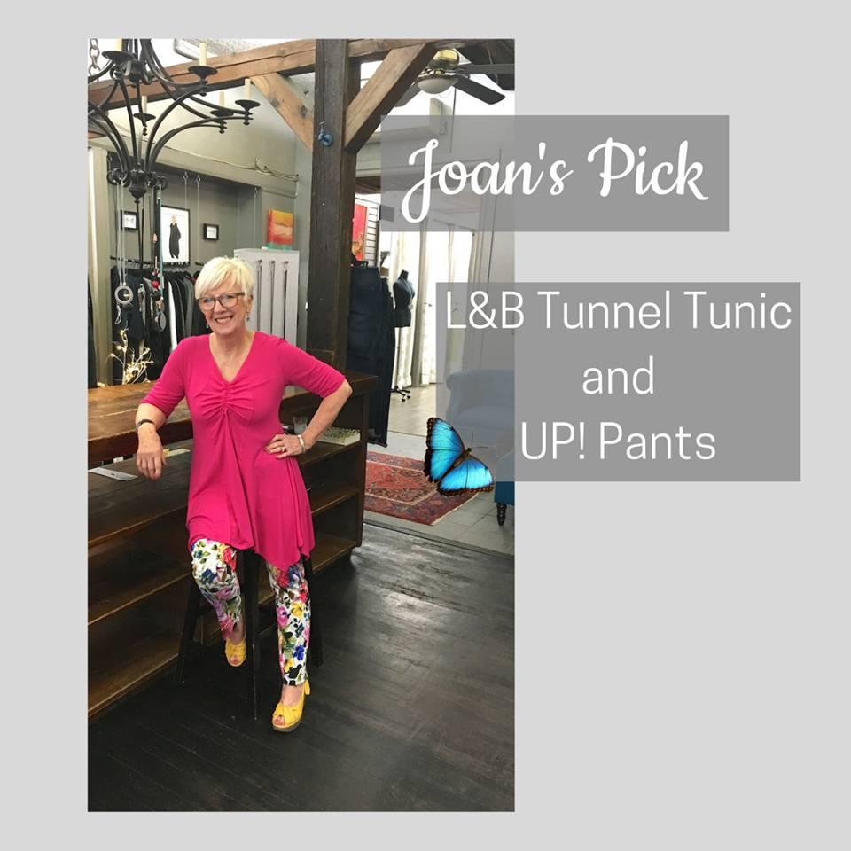 Joan's Pick