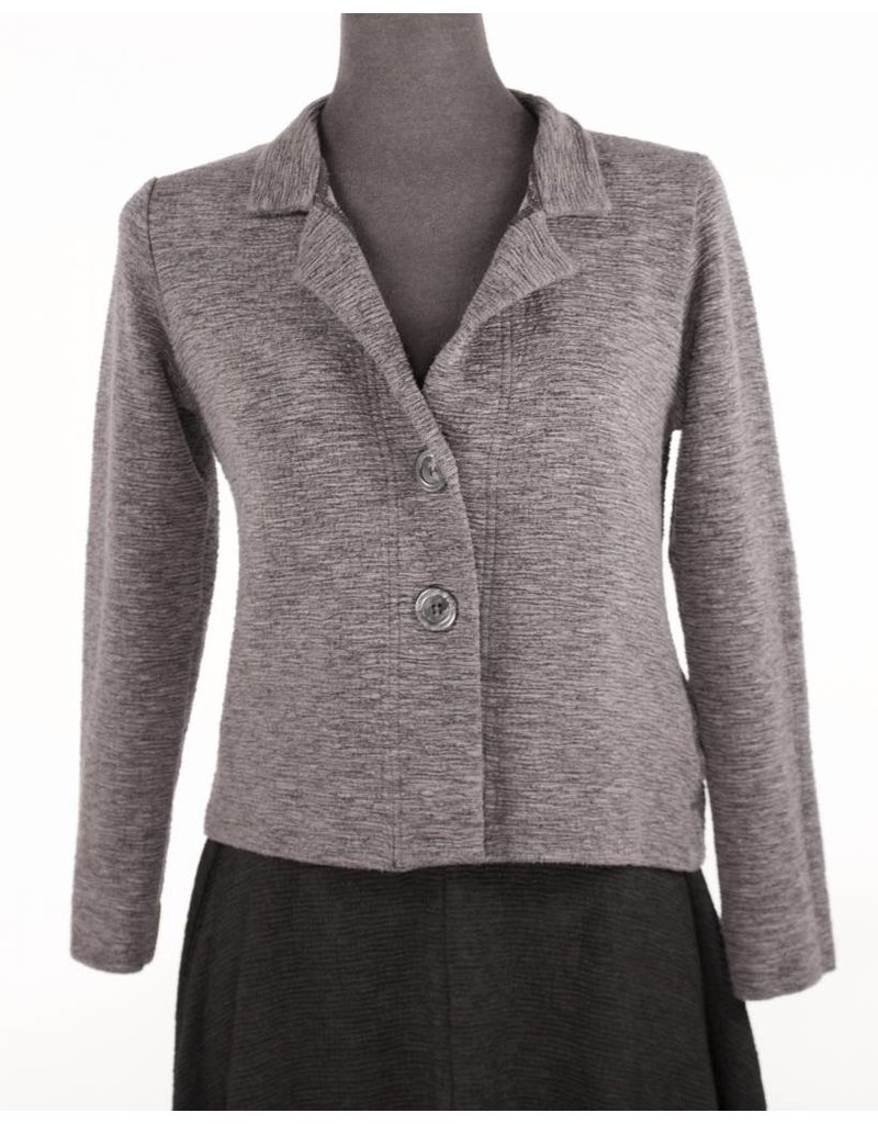 Cut Loose Cut Loose- Blazer in metal