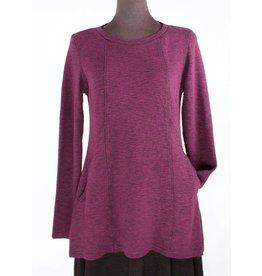Cut Loose Cut Loose- Pocket Top in Purple