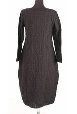 Grizas GRIZAS- Textured Dress FW18