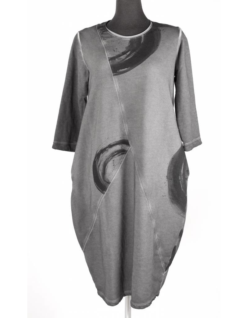 Grizas GRIZAS- Swirl Dress FW18