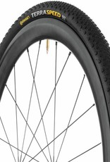 Continental - Tire - TERRA SPEED 700x35c, ProTection TR + Black Chili