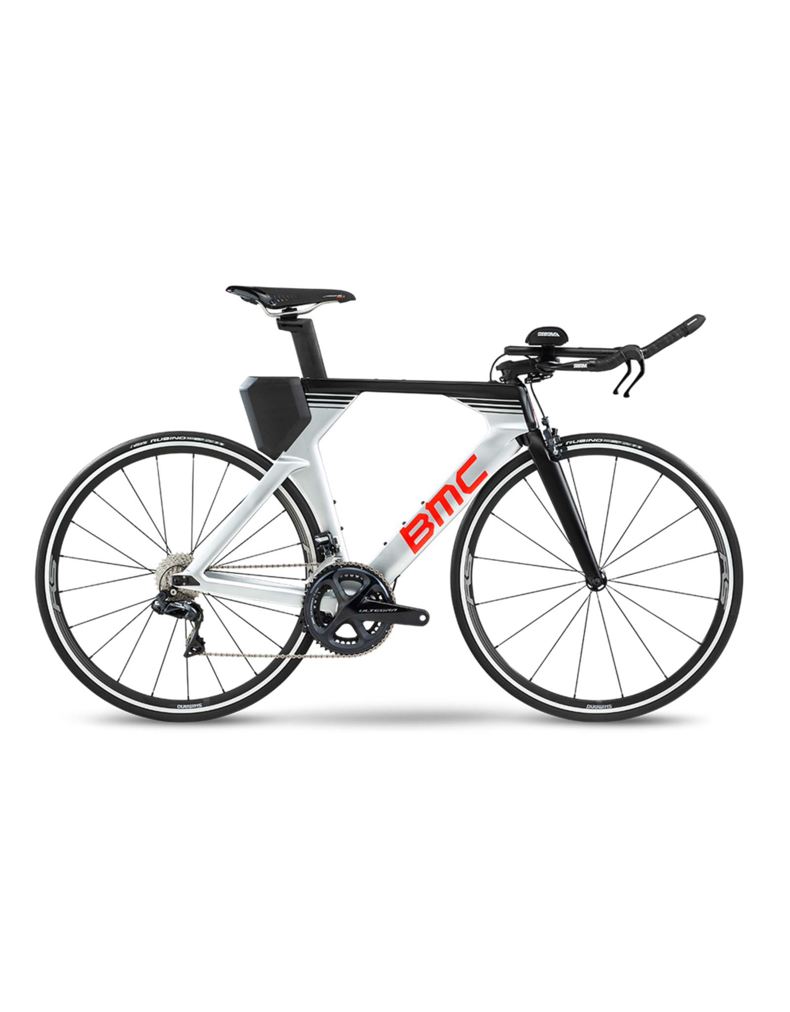 BMC BMC - Timemachine 02 ONE - Tri - Silver/Black
