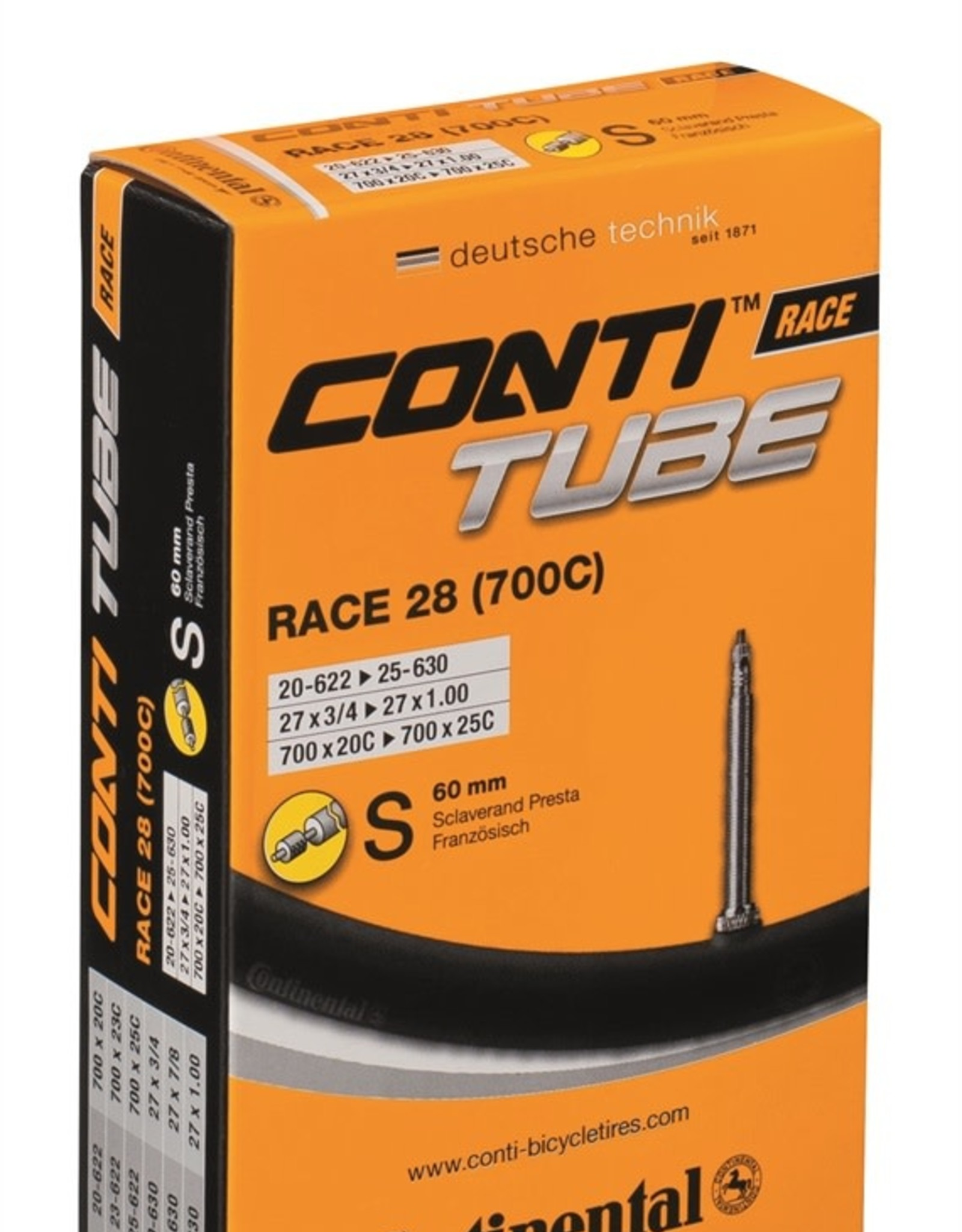 Continental - Tube 700 x 32-47 - PV 42mm