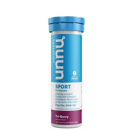Nuun, Sport Tablets - Tri Berry