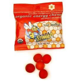 Honey Stingers, Organic Energy Chews, Fruit Smoothie single
