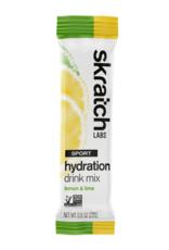 Skratch Labs Hydration Mix - Lemon and Lime Single