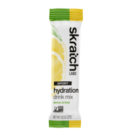 Skratch Labs Hydration Mix - Lemon and Lime Single