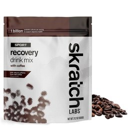 Skratch Endurance Recovery Mix Coffee 600g