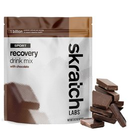 Skratch Endurance Recovery Mix Chocolate 600g