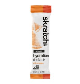 Skratch Labs Hydration Mix - Orange Single