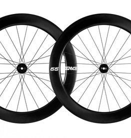 Enve - Foundation Wheelset - 65mm, 12/142, S11, CL