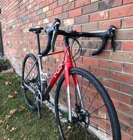 T-Lab R3 Red Custom Ultegra Dura Ace Mix 48s