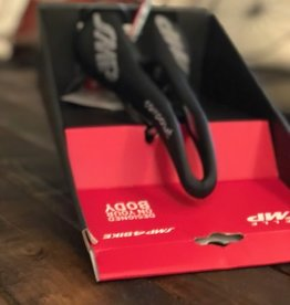 SMP COMPOSITE SADDLE  BLACK