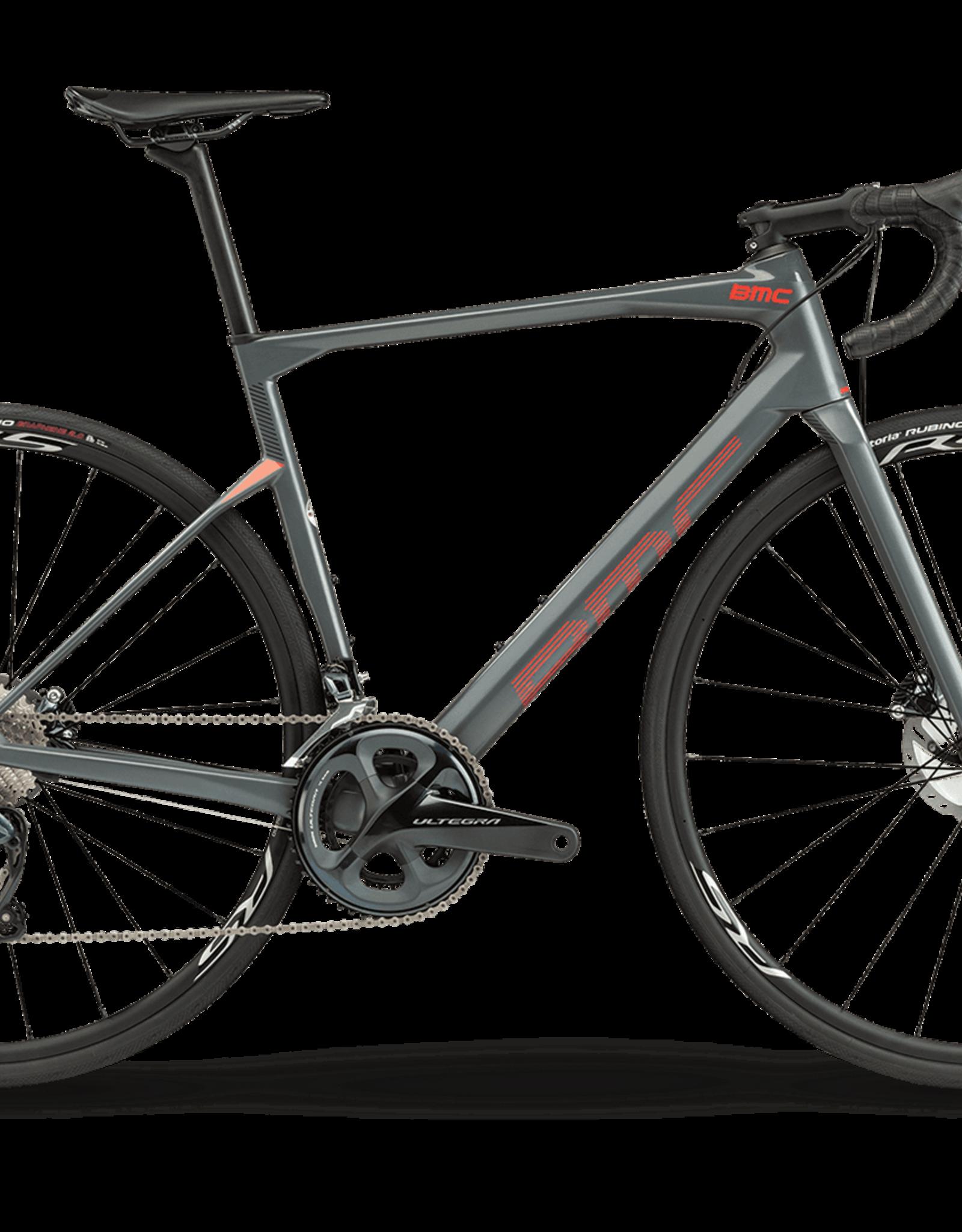BMC BMC - Roadmachine THREE - Grey/Red -