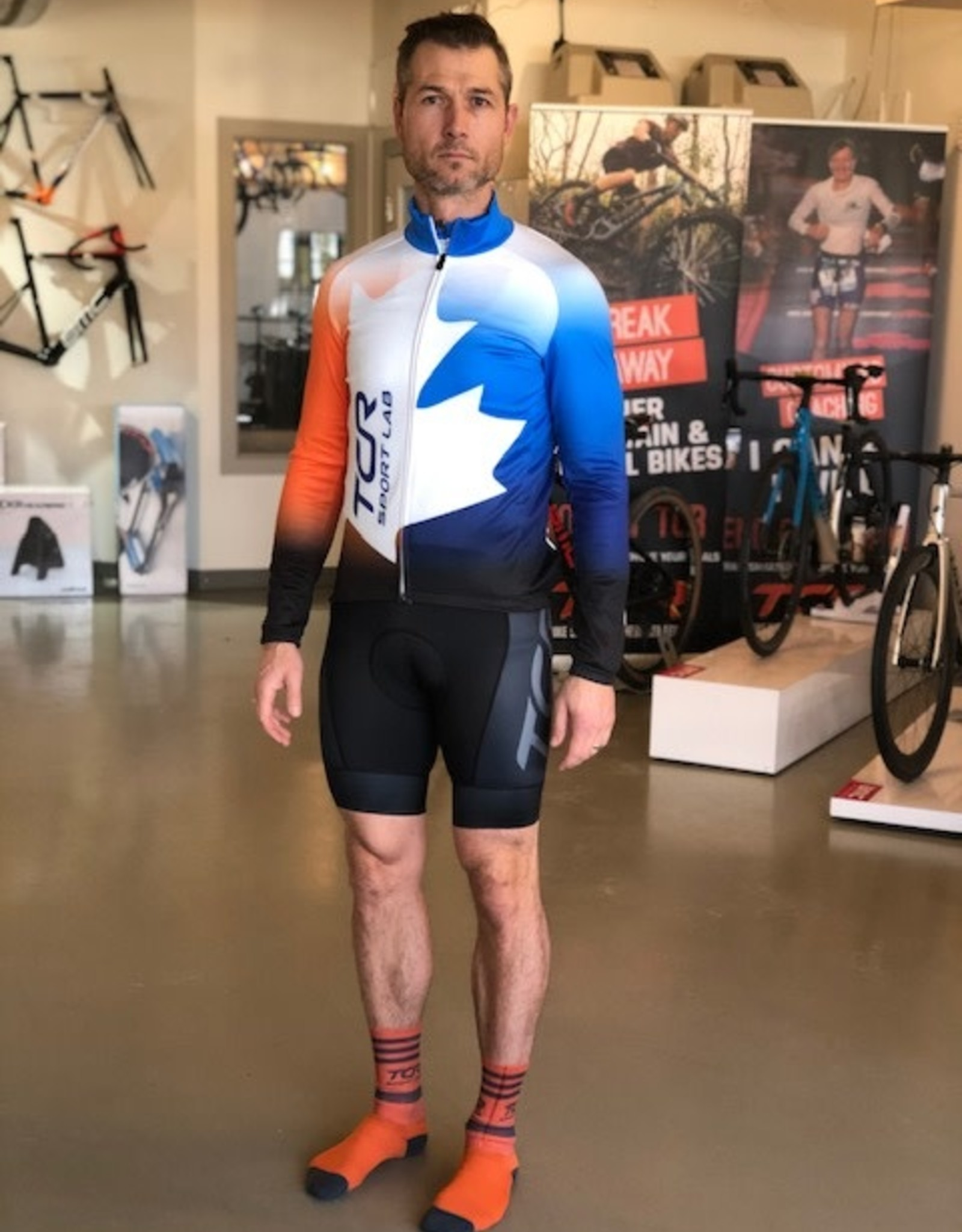 TCR Jakroo Vuelta Pro Jacket MNS M