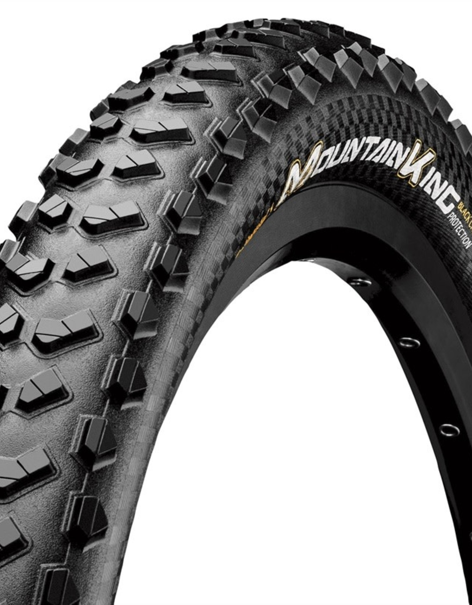 Continental - Tire - Mountain King 29 x 2.3 - ProTection + Black Chili