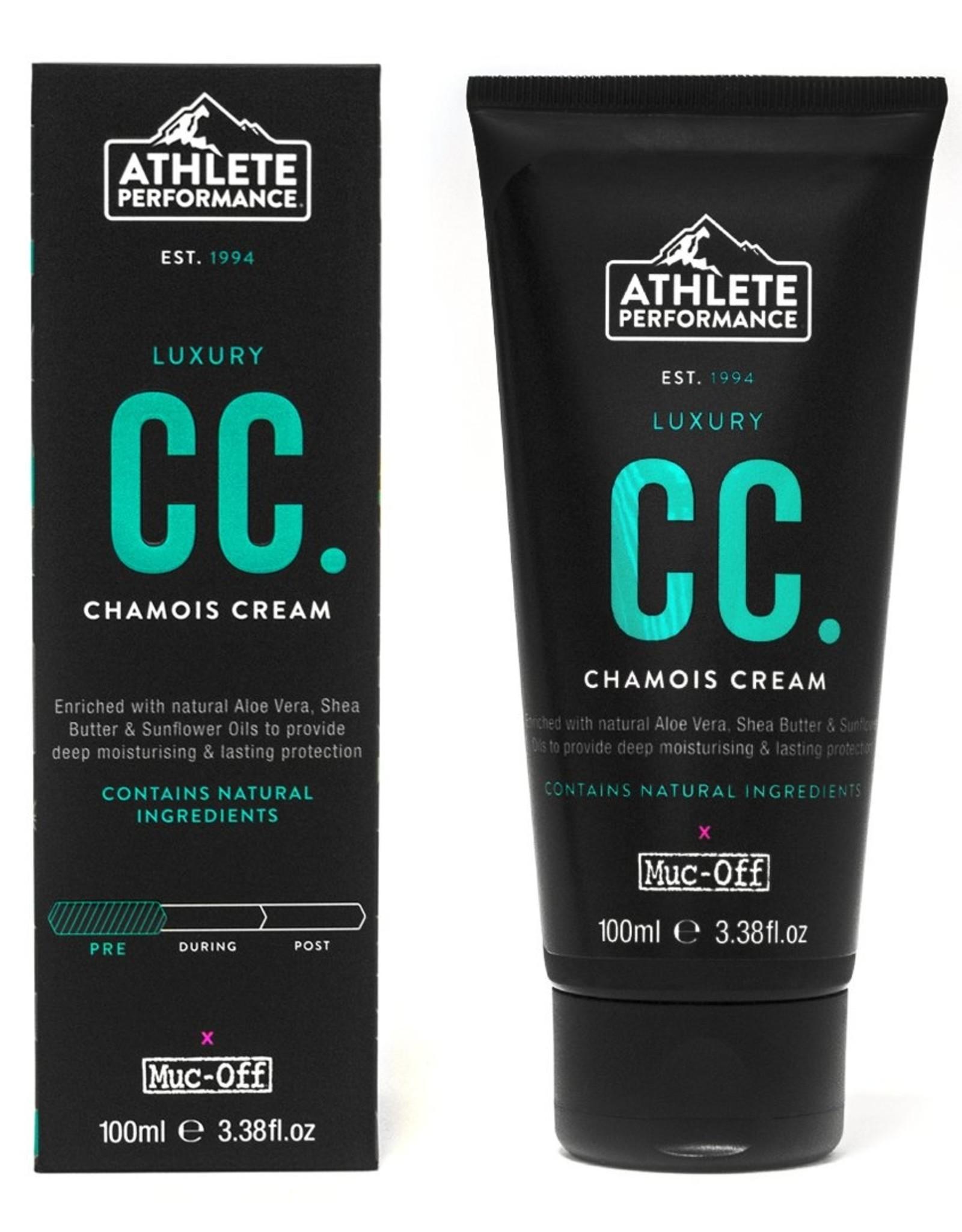 Muc-Off, Luxury Chamois, Cream, 100ml