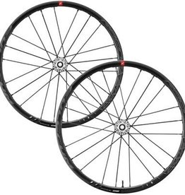 Campagnolo - Racing Zero DB wheelset, 2-Way Fit, 6-Bolt, TA 12mm, S11