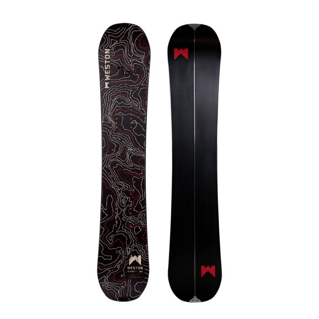 Weston Snowboards Weston Range Splitboard