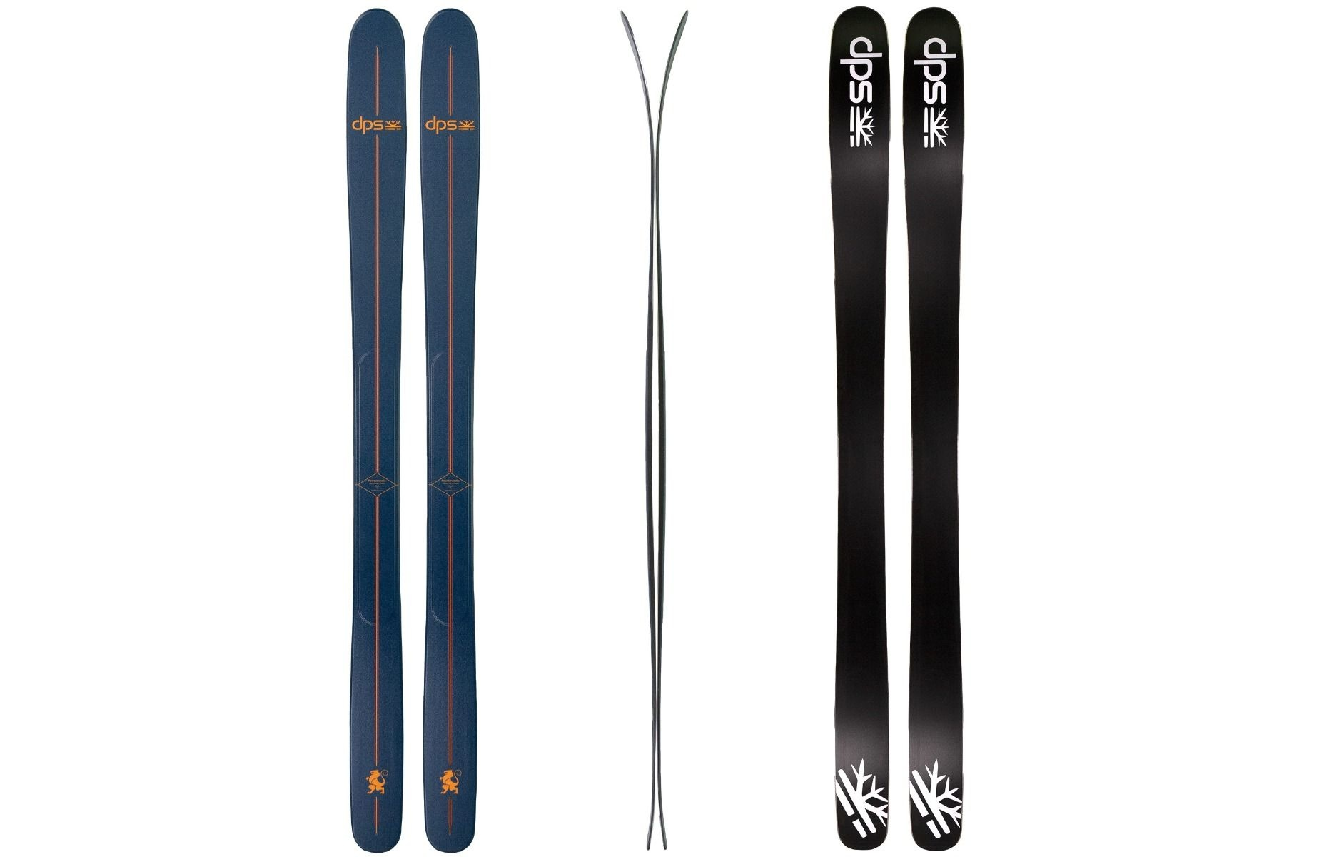 DPS Skis DPS Wailer 100RP Tour 184cm Powerworks