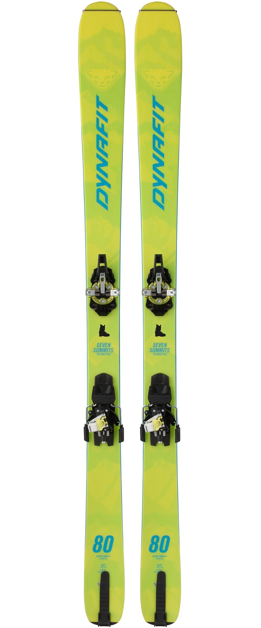 Salewa Seven Summits Youngster Ski Set