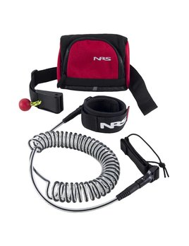 NRS Quick Release SUP Leash w/ Bag