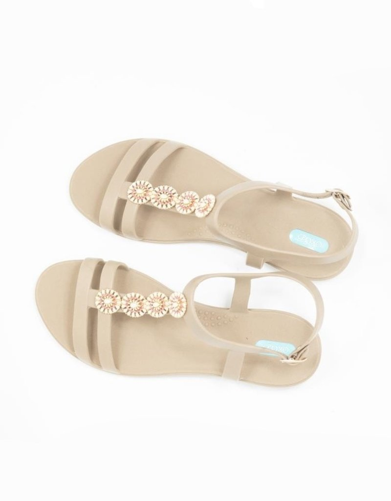 OKAB MCKENNA SANDALS LADIES BEADED OKA B