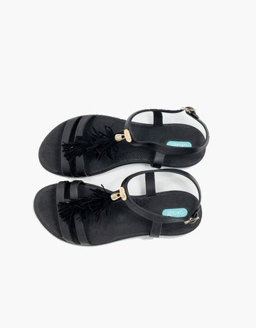 OKAB QUINN SANDALS LICORICE LADIES OKA B