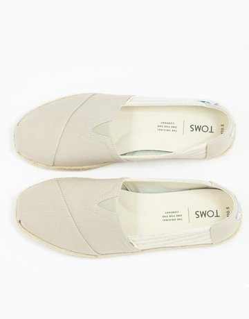 TOMS 10013560 MEN TOMS TAN IVY LEAGUE