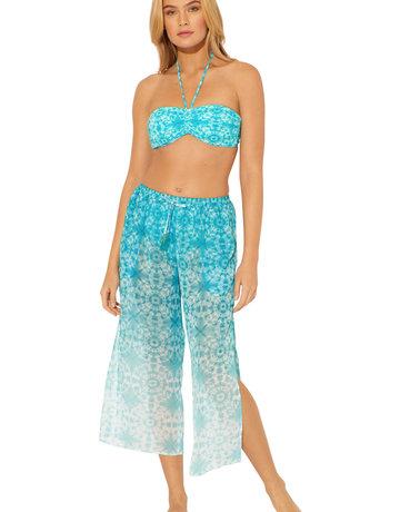 BLEU RBMW20828 SWIMWEAR BLEU LADIES BEACH PANTS