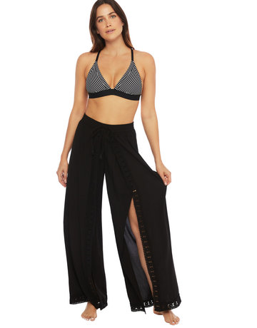 LA BLANCA LB0PY41 PANTS LADIES  LA BLANCA