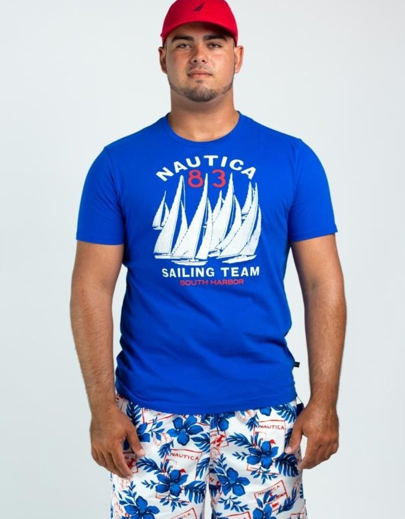 NAUTICA T92108 SWIMWEAR MEN'S NAUTICA TRUNKS