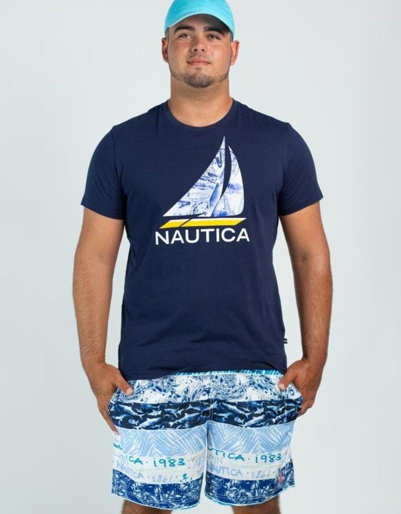 NAUTICA V01909 T.SHIRTS NAUTICA MENS