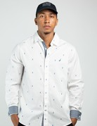 NAUTICA W81100 SHIRTS MEN'S NAUTICA