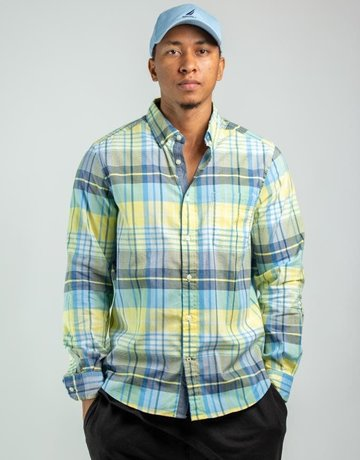NAUTICA W84202 SHIRT MEN'S NAUTICA