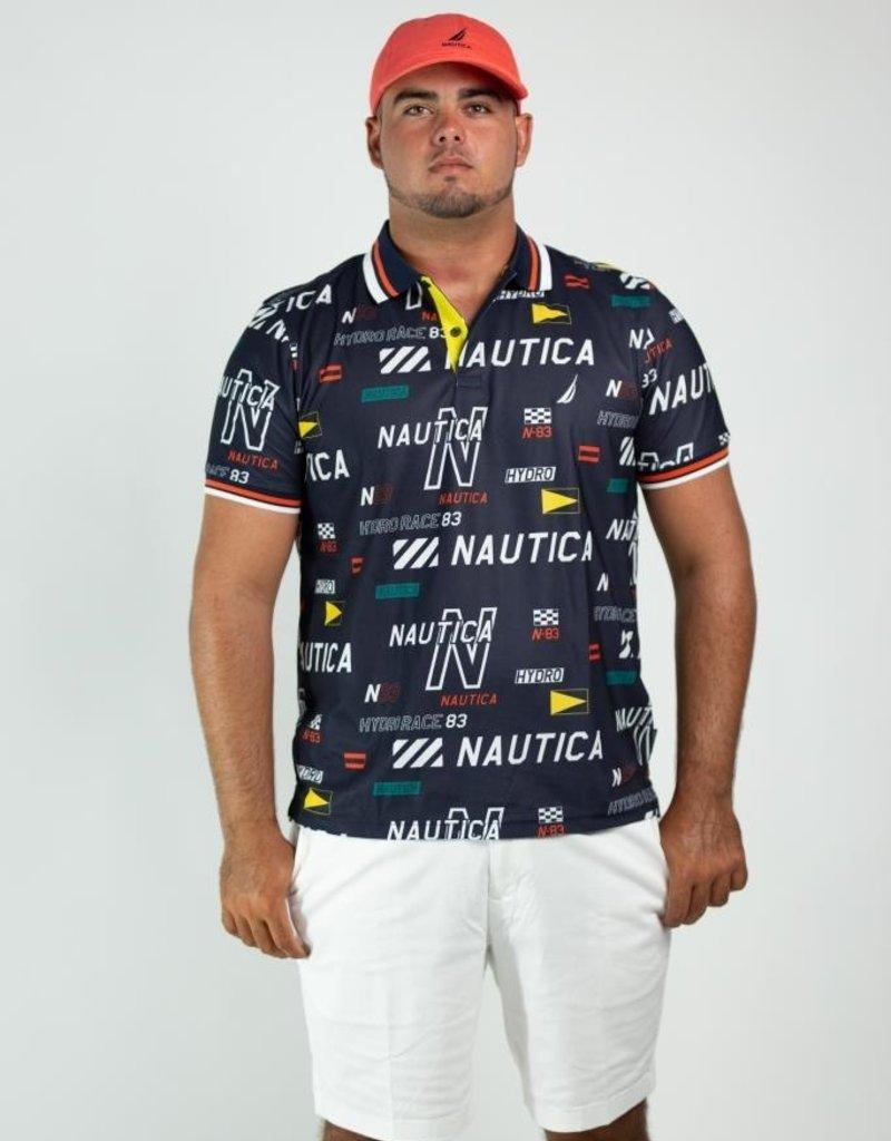 NAUTICA K92502 SHIRTS MEN'S NAUTICA POLO